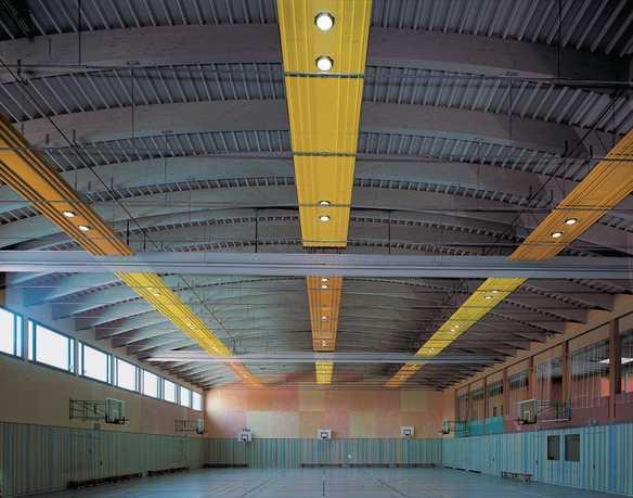 Syst mes de plafonds chauffants et rafra chissants zehnder group en france - Chauffage par le plafond ...