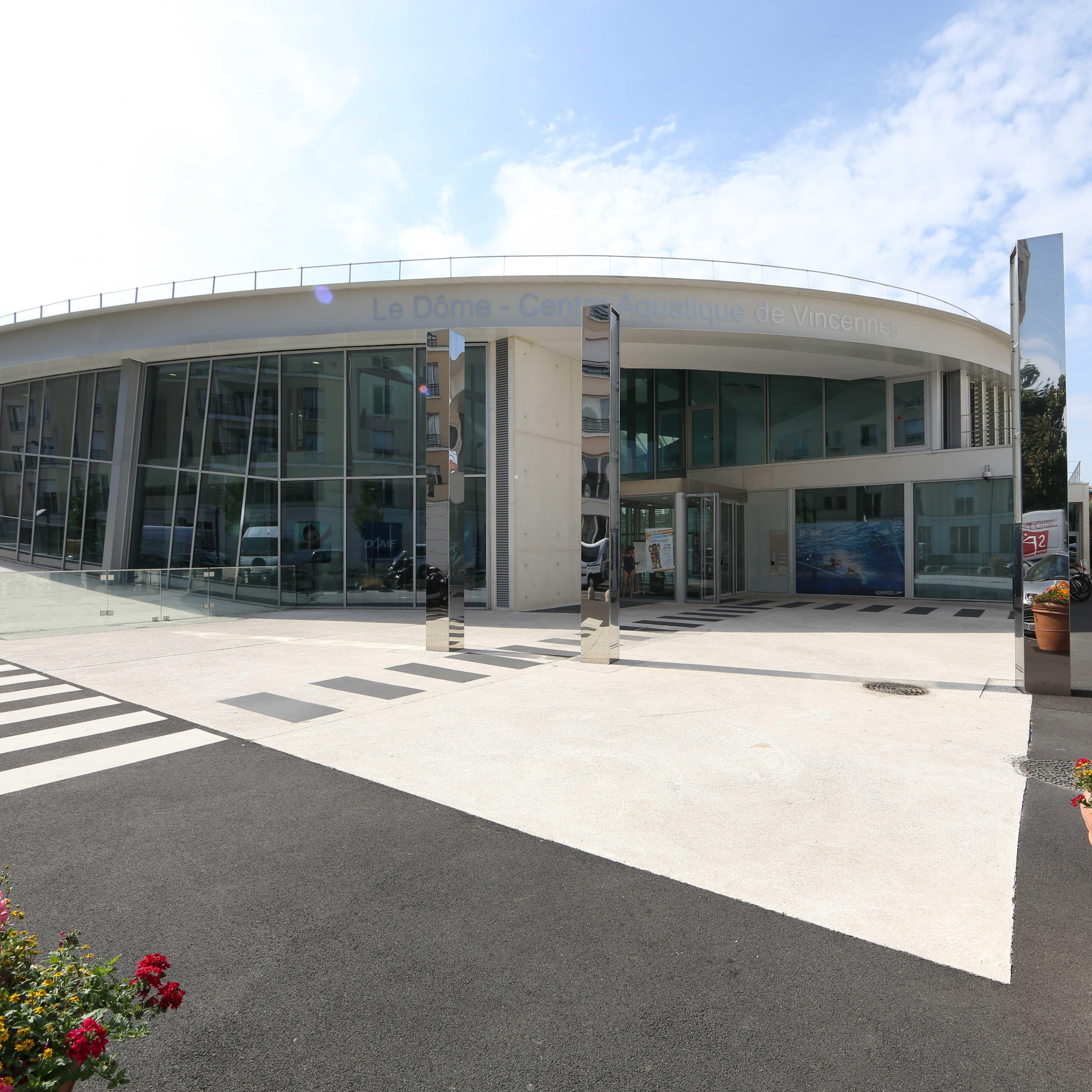 Centre Aquatique de Vincennes