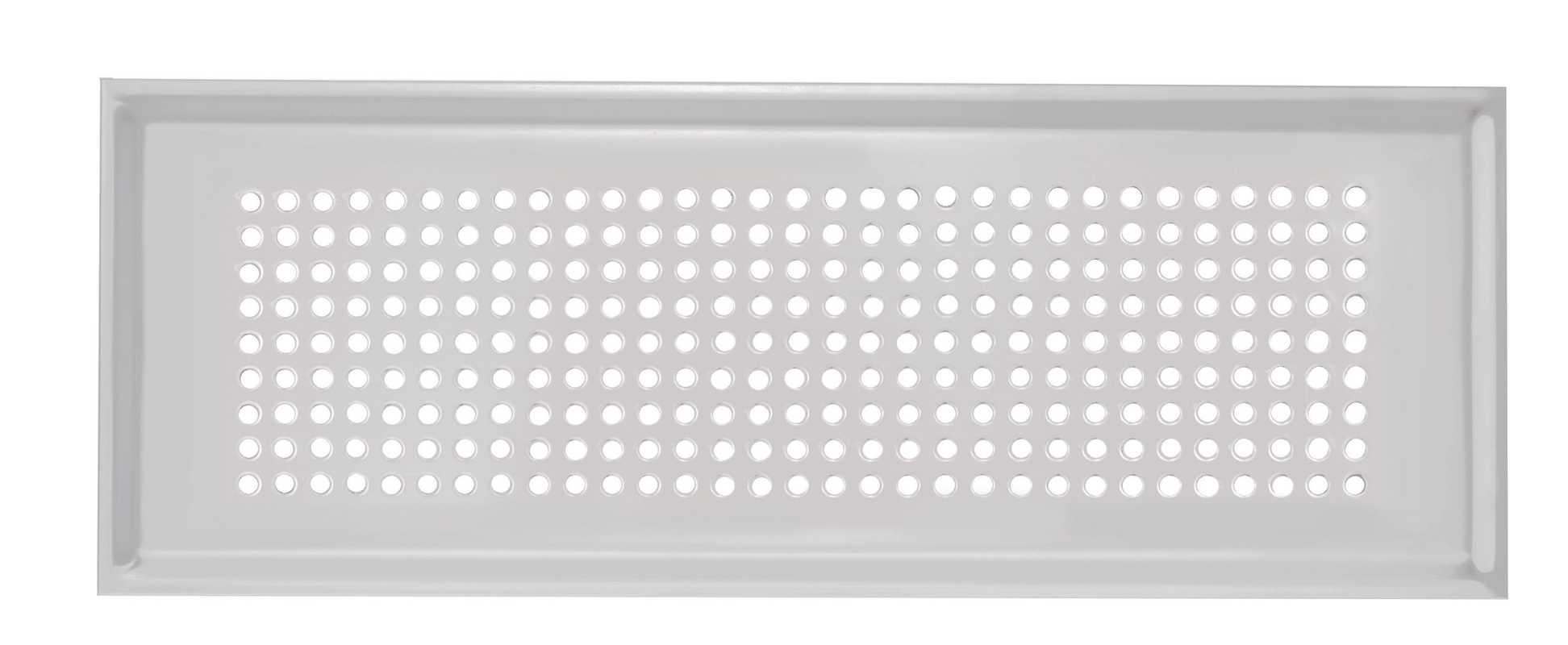 Grilles design blanc pour CLF