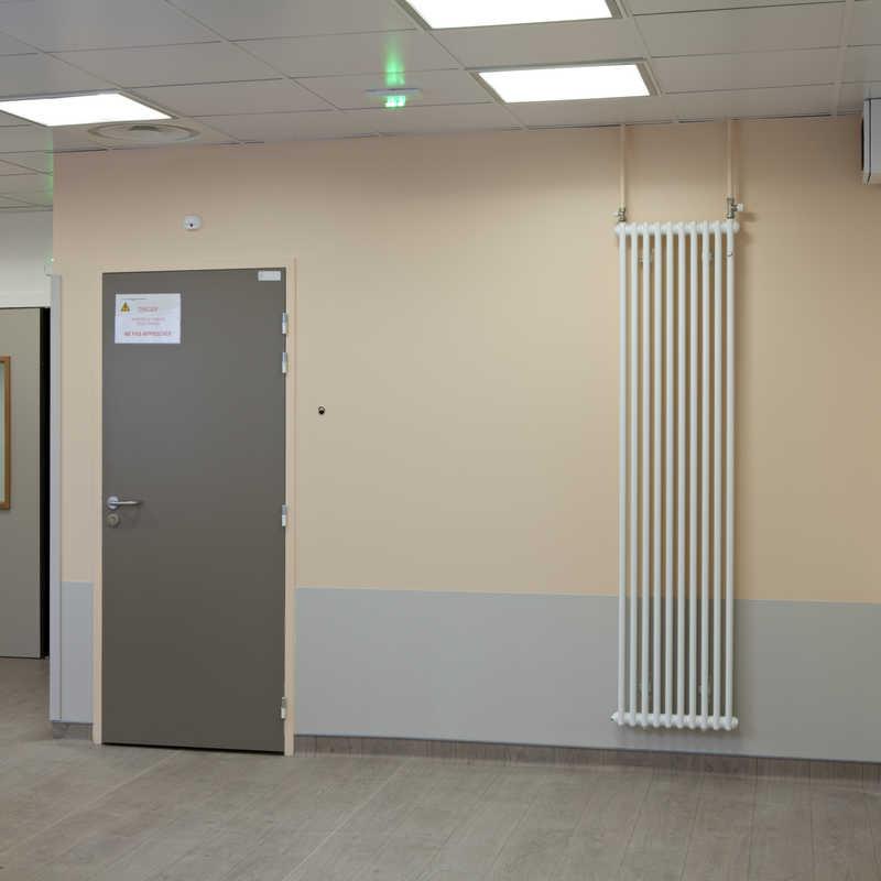 centre hospitalier de calais zehnder group en france. Black Bedroom Furniture Sets. Home Design Ideas