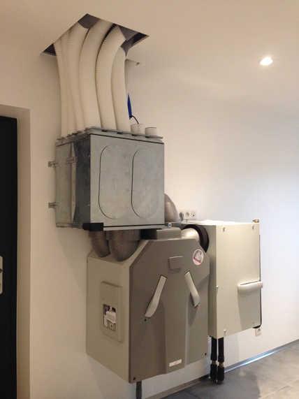 La ventilation double flux zehnder une solution de for Vmc double flux zehnder