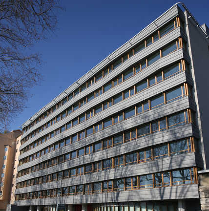 Immeuble de bureaux Quai des Etroits